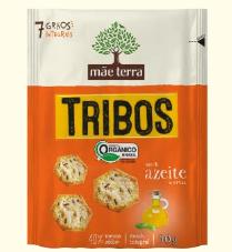 Snack Tribos Azeite 50g - Mãe Terra