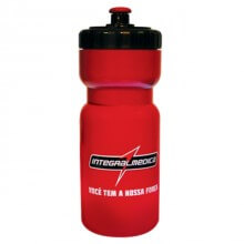 Squeeze Integralmédica Vermelha (600ml) - Integral Médica