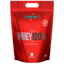 Super Whey 100% Pure (1,8Kg) - Integralmédica