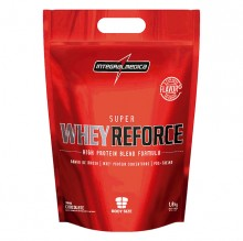 Super Whey Reforce (1,8Kg) (Refil - Saco) - Integralmédica
