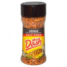 Tempero Chicken Grilling (Frango Grelhado) (68g) - Mrs Dash