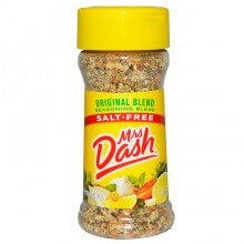 Tempero Original Blend (Original) (71g) - Mrs Dash