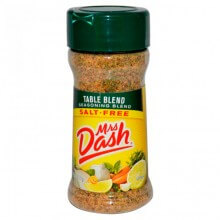Tempero Table Blend (Blend para mesa) (71g) - Mrs Dash