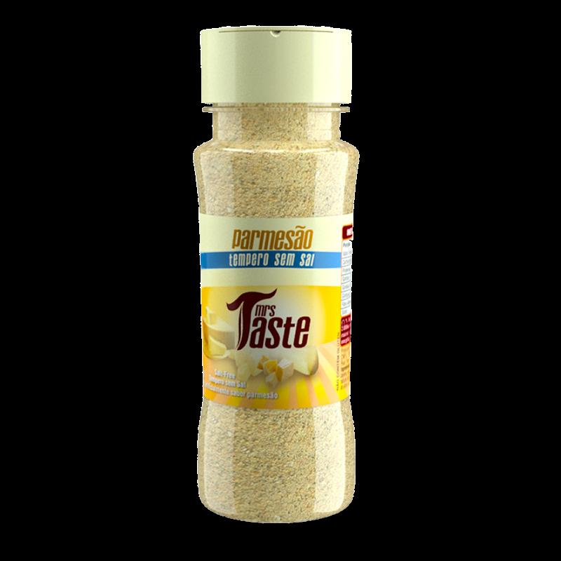 Tempero Parmesão (55g) Mrs. Taste