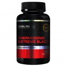 Thermogenic Extreme Black (120caps) - Probiótica