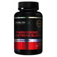 Thermogenic Extreme Black (120caps) - Probiótica