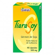 Tiarasoy 500mg (90caps) - Tiaraju