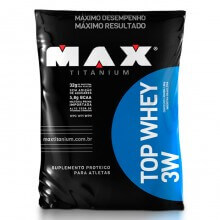 Top Whey 3W Refil (1800g) - Max Titanium
