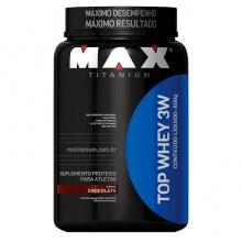Top Whey 3W (600g) - Max Titanium