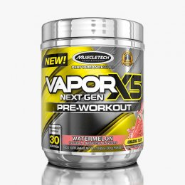 Vapor X5 (301g) MuscleTech-Grape