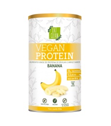 Vegan Protein Banana 450g - Eat Clean