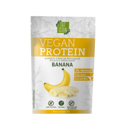 Vegan Protein Banana Sachê 30g - Eat Clean