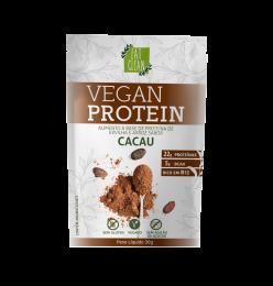 Vegan Protein Cacau Sache 30g - Eat Clean