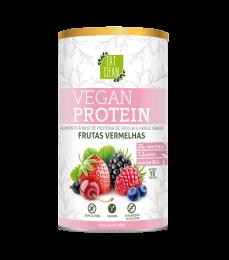 Vegan Protein Frutas Vermelhas 450g - Eat Clean