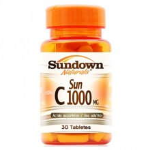 Vitamina C 1000mg (30tabs) - Sundown