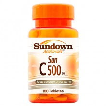 Vitamina C 500mg (180tabs)  - Sundown
