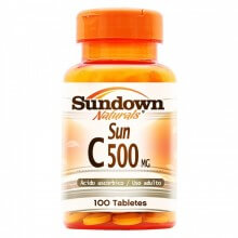 Vitamina C 500mg (100tabs)  - Sundown