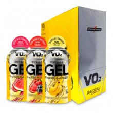 VO2 Energy Gel (caixa 10un) (30g) - Integralmédica
