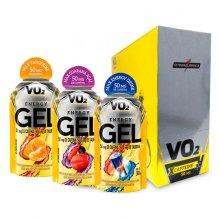 VO2 Energy Gel com Cafeína (caixa 10un) (30g) - Integralmédica