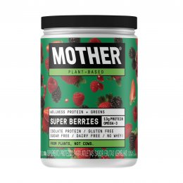 Wellness Protein + Greens 300g - Mother Nutrients