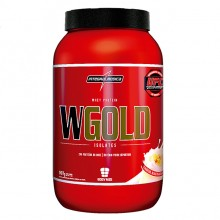 WGold Whey Isolates (907g) - Integralmédica