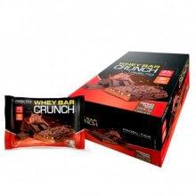 Whey Bar Crunch (caixa c/ 8 barras) - Probiótica