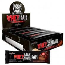 Whey Bar Darkness (Caixa c/ 8 unidades) - Integralmédica