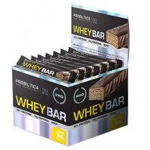 Whey Bar (caixa c/ 24 barras) - Probiótica