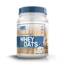 Whey & Oats (700g) Optimum Nutrition-Blueberry Muffin