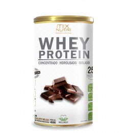 Whey Protein Chocolate 450g - Mix Nutri