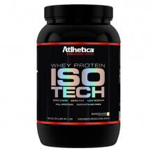 Whey Protein Isotech (907g) - Atlhetica Nutrition