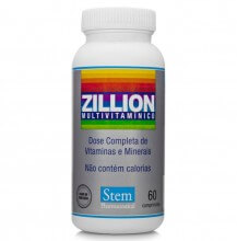Zillion Multivitaminíco (60 tabs) - Stem