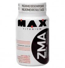 ZMA Capsules (90caps) - Max Titanium