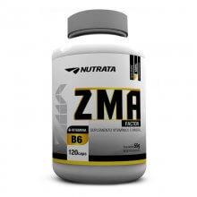 ZMA Factor (120caps) - Nutrata