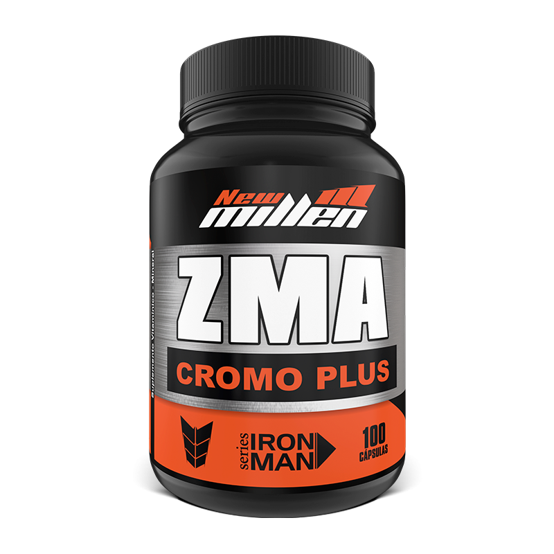 ZMA (100caps) New Millen
