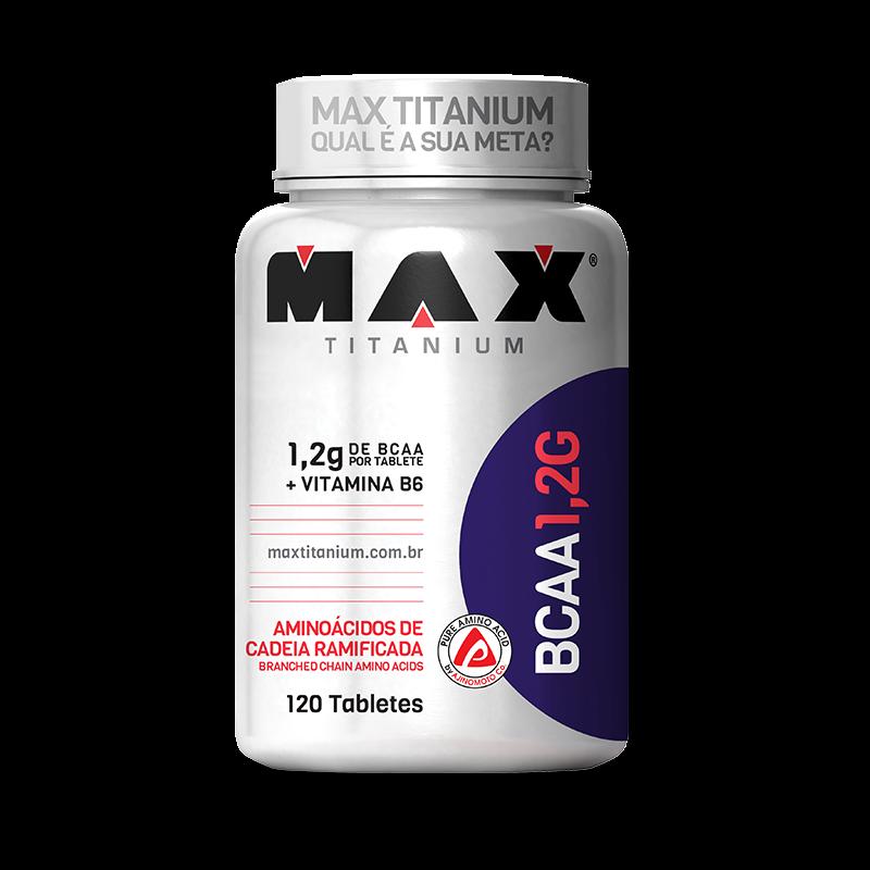BCAA 1.2g (120tabs) Max Titanium