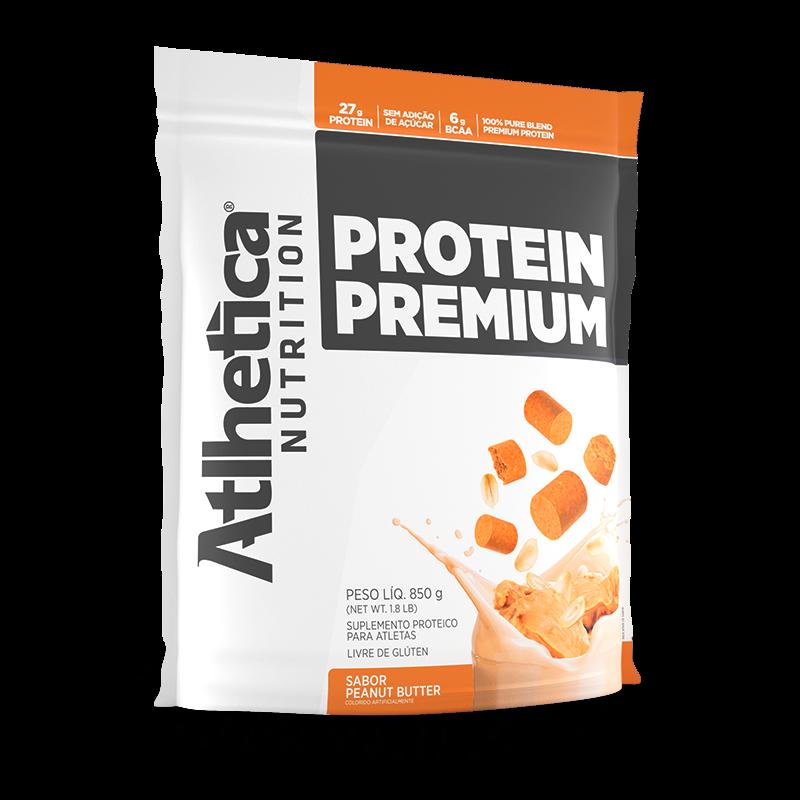 Protein Premium (850g) Atlhetica Nutrition-Chocolate