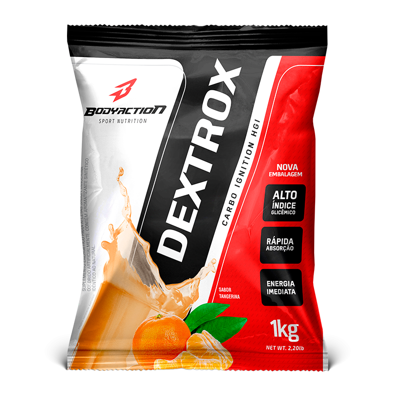 Dextrox (1000g) Body Action-Guaraná com Açaí