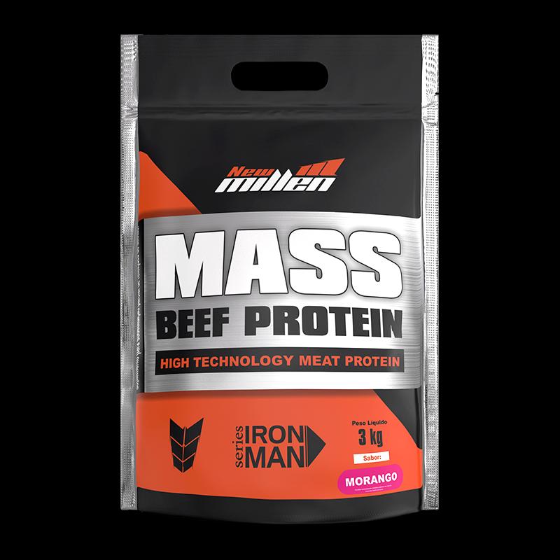 Mass Beef Protein (Refil