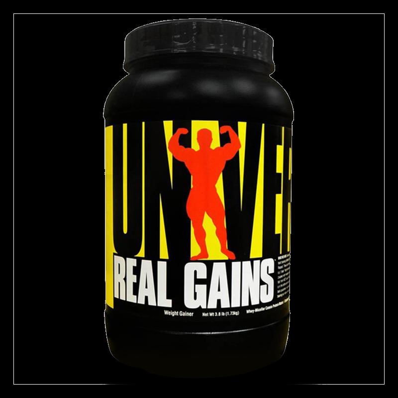 Real Gains (1727g) Universal Nutrition -Banana