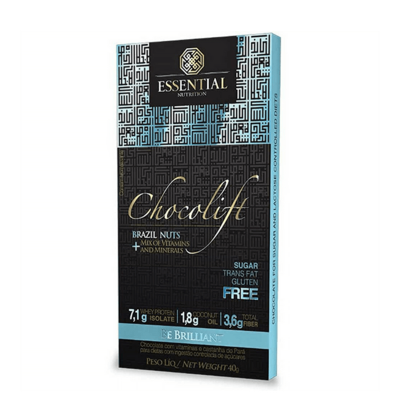 Chocolifit Be Brilliant (40g) Essential Nutrition