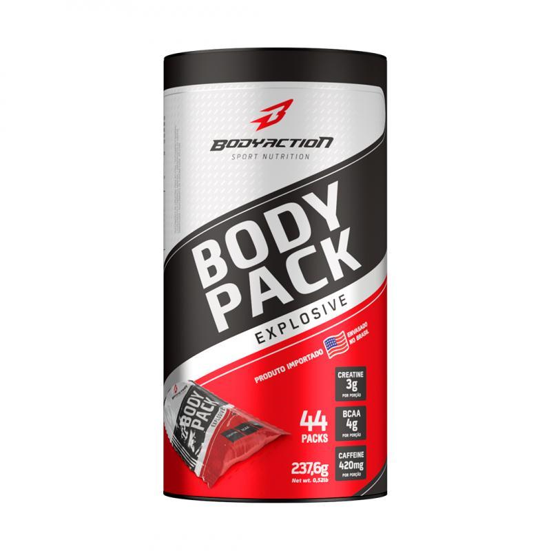 Body Pack Explosive (44packs) Body Action