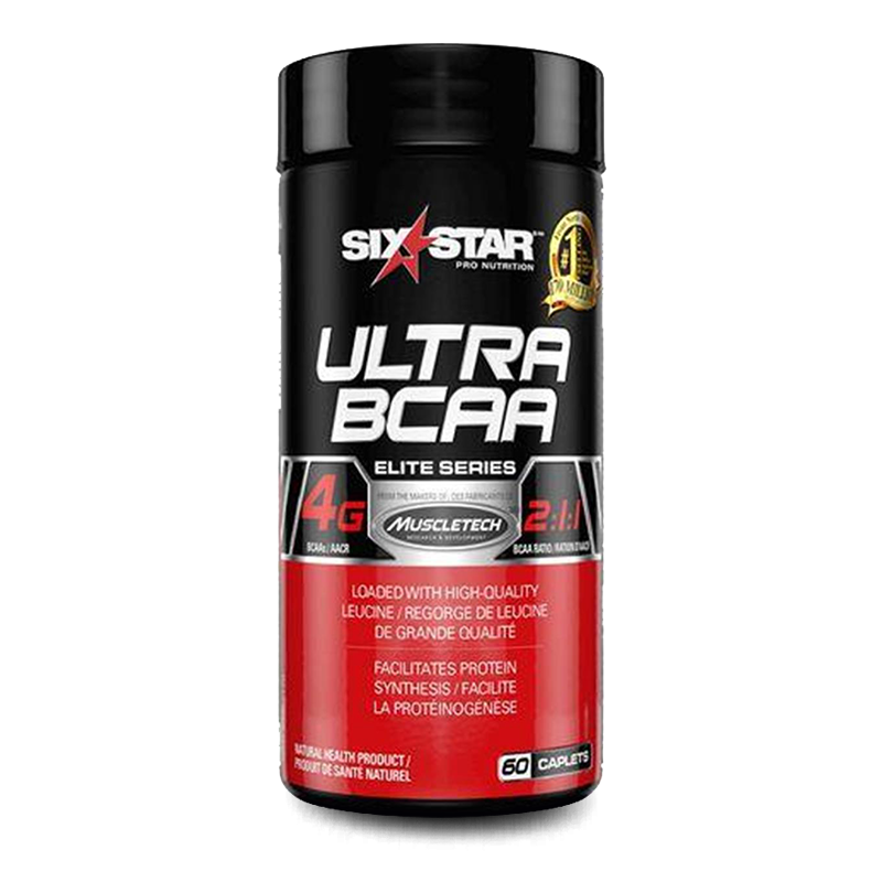 Ultra BCAA 2:1:1 (60tabs) Six Star