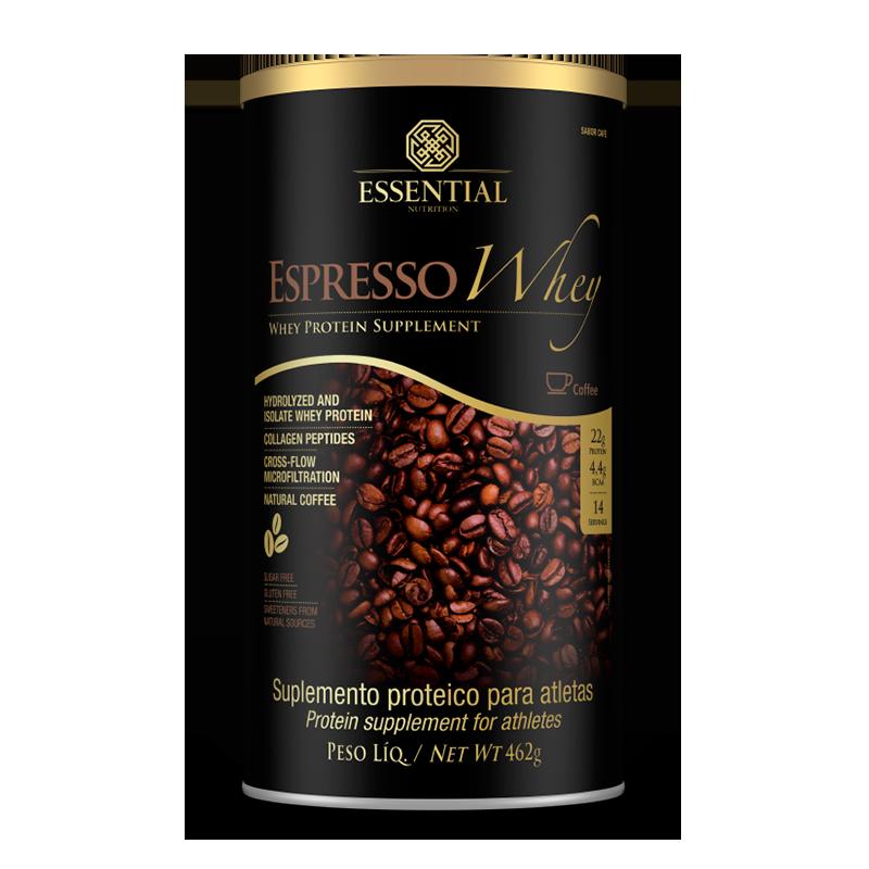 Expresso Coffe Whey (462g) Essential Nutrition