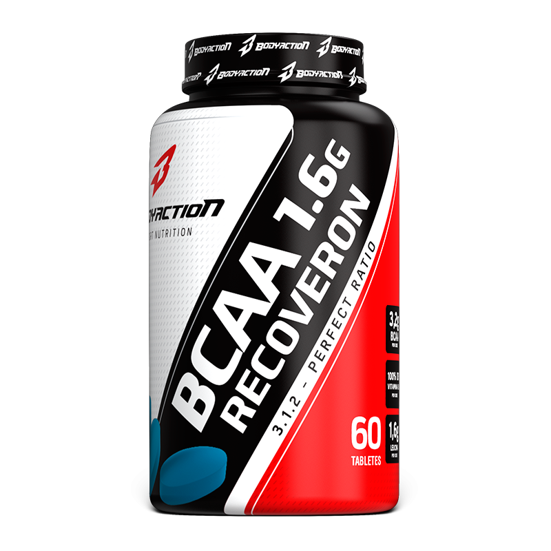 BCAA 1.6g 3:1:2 (60tabs) Body Action