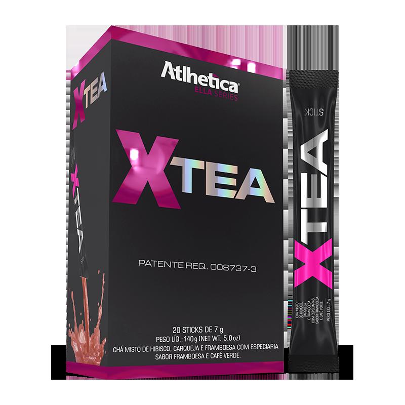 X-Tea (20sachês-7g) Atlhetica Nutrition