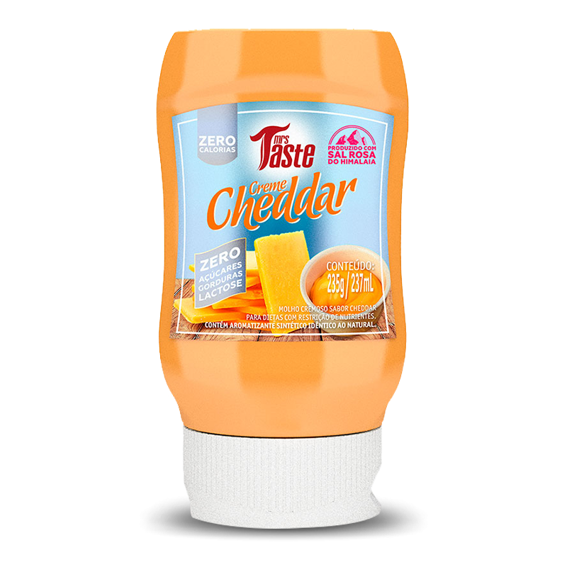 Creme Cheddar (235g) Mrs. Taste