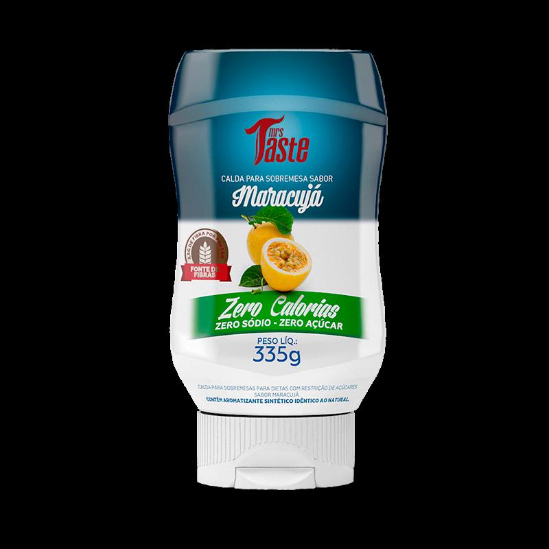 Calda de Maracujá (335g) Mrs. Taste