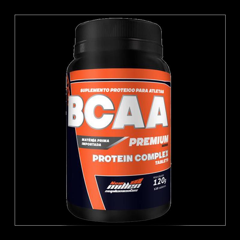 BCAA Premium Series (120tabs) New Millen