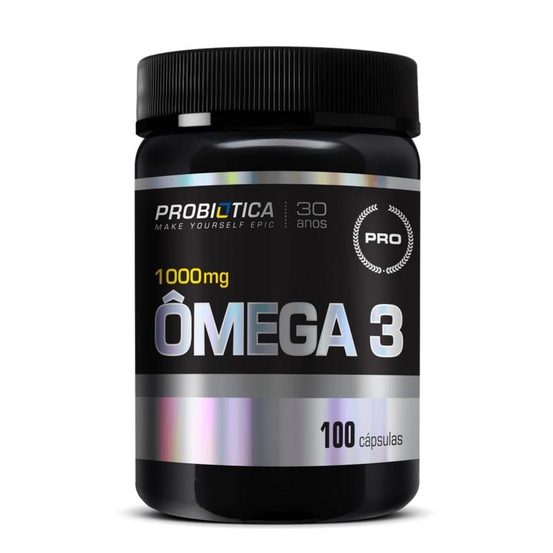 Ômega 3 (100caps) Probiótica